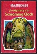 Screaming Clock Cover 01
