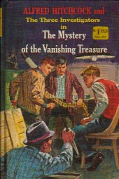 The Mystery of the Vanishing Treasure 1966