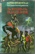 Headless Horse Cover 01