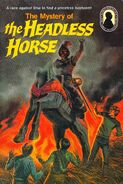 Headless Horse Cover 02