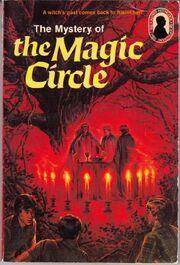 Magic Circle Cover 01