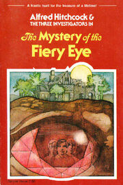 Fiery Eye Cover 01