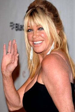 Suzanne Somers Sept 2009