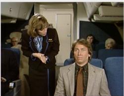 Jack meets Vicky on SF-LA flight
