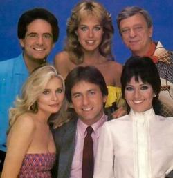 3s Company cast - 1982