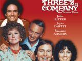 Three's Company TV Season 3
