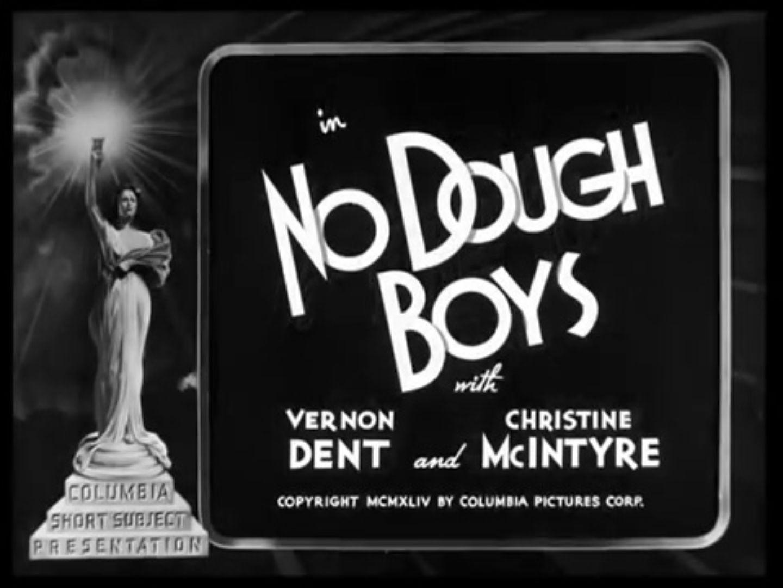 Image result for No Dough Boys (1944)
