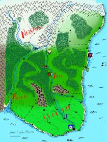 Aeron Map