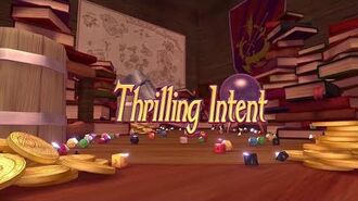 Thrilling Intent - Full Theme!