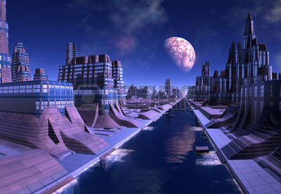 62319097-futuristic-alien-city-3d-computer-artwork