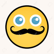 41860279-Moustache-Cartoon-Smiley-Vector-Face-Stock-Vector-smiley
