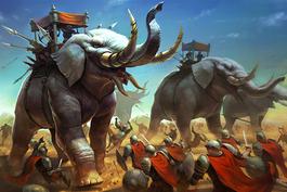 Elephant 450х300 01