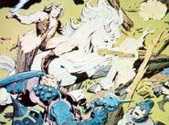 Thundarr Rides into Battle