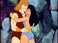 Thundarr Hugs Ariel