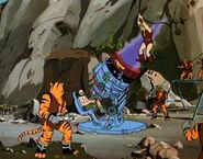 Thundarr vs Raygun