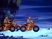 Groundlingsonmotorcycleswithbeamclubs
