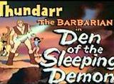 Den of the Sleeping Demon