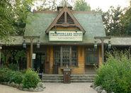 Frontierland Depot (Disneyland Paris)