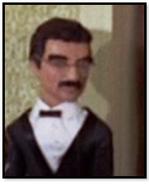 Man with black hair(tda)