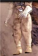 Lower body Detail