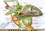 Thunderbird 2 (DeAgostini)