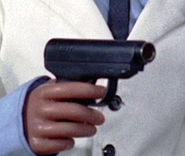 Mason's hand gun