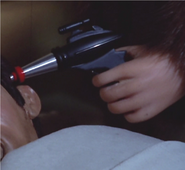 Lady penelope's Gun
