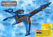 The Fireflash cutaway
