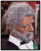 Man with grey beard