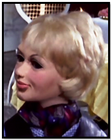 Blonde lady(hotel)