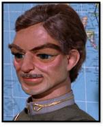 Commander Norman (meeting)