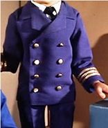 Captain's uniform