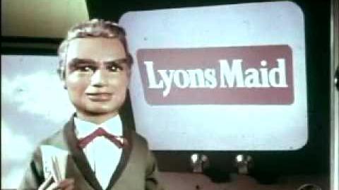 Thunderbirds Lyons Maid Cinema Commercial- New Zoom