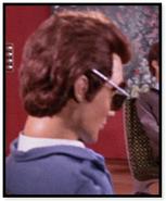 Man in dark glasses(Fireflash)