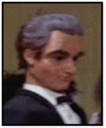 Man with grey hair (Paradise peeks)