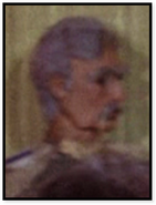 Man with grey hair and mustache