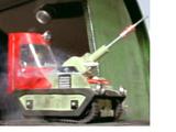 Laser Cutter Vehicle