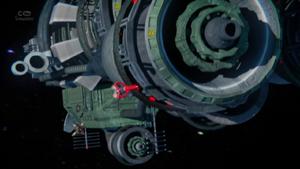 OrbitingSpaceVehicle
