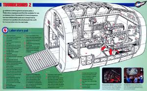 Laboratory pod