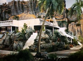 Tracy villa