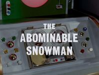 The Abominable Snowman (TB65)