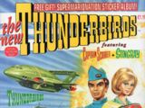 The New Thunderbirds Comic
