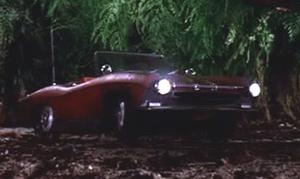 Bondson's car