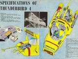History of the Cutaway Drawings (Classic Thunderbirds)