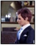 Man with blue tie (pop