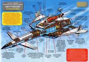 Skythrust cutaway