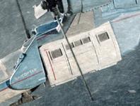 Skicopter-nosedive