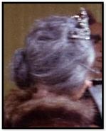 Lady in tiara (2nd)