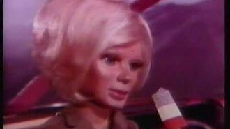 Lions Maid Zoom - Thunderbirds Lady Penelope Advert