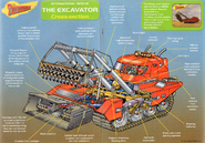 Excavator (cutaway)